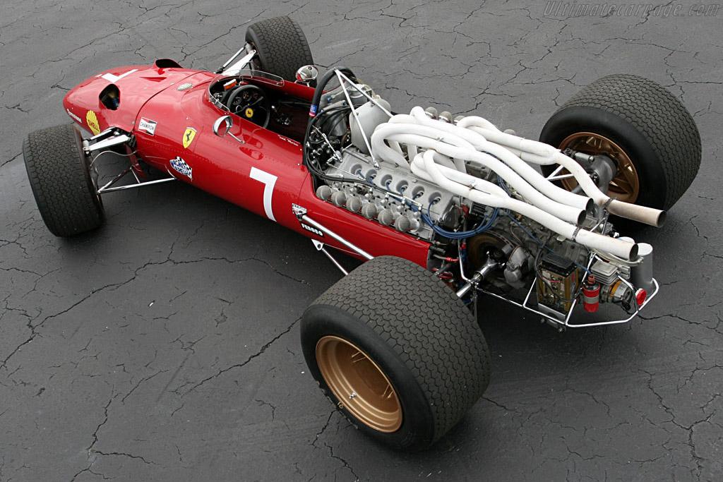 Ferrari-312-67-F1