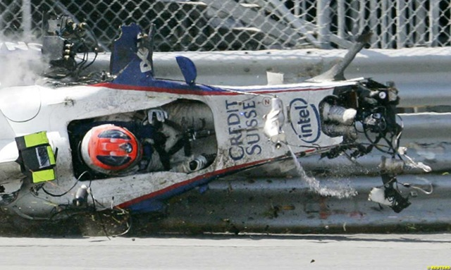 kubica-crash